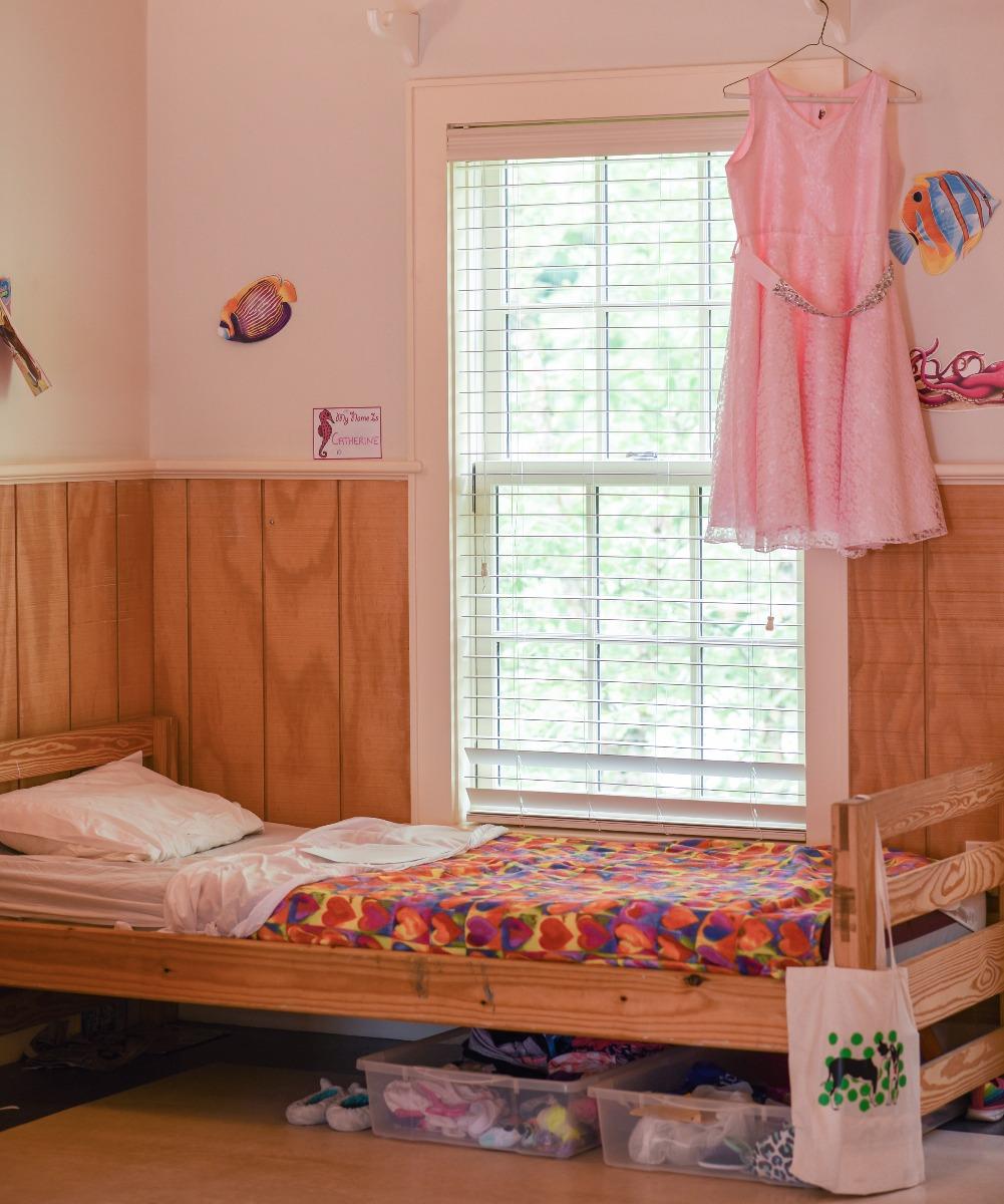 SFAH Camper bed