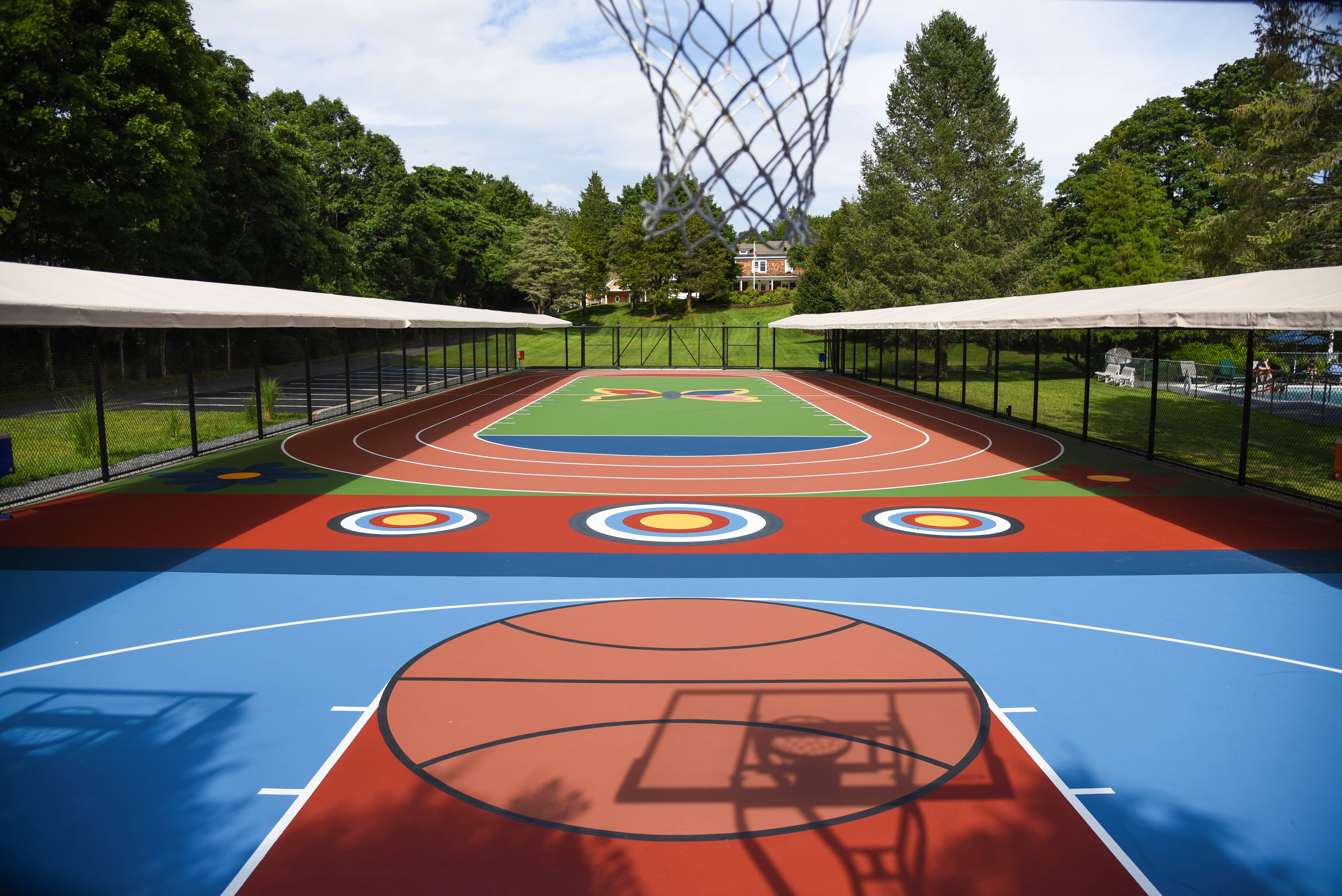 SFAH sports courts