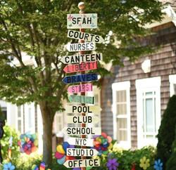 SFAH Signpost