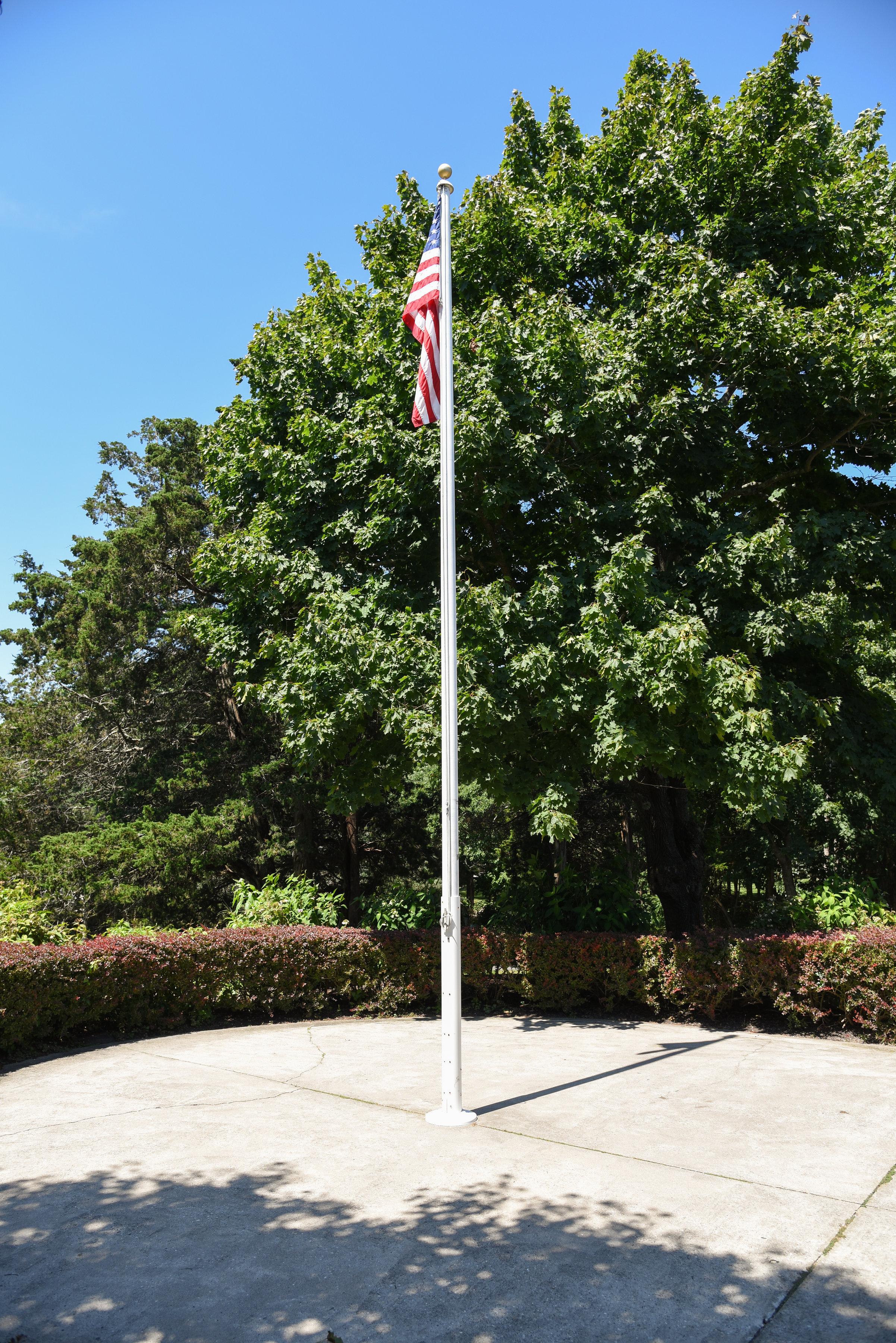 SFAH Flagpole