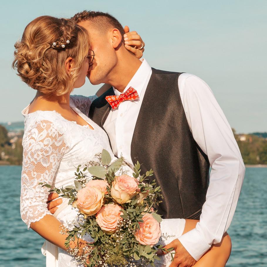 Hochzeit Fabienne und Dario