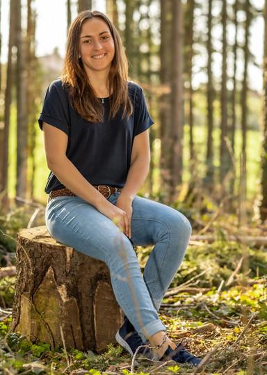 Evolutionspädagogin Alena Schnarwiler