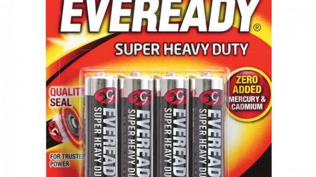 Everyday Battery Super Heavy Duty AAA 4 Pcs