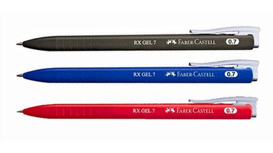 Faber Castell R X 7 Gel Pen