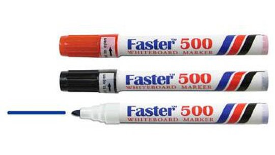 Faster 500 Whiteboard Marker Pen