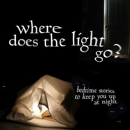 where does the light go?