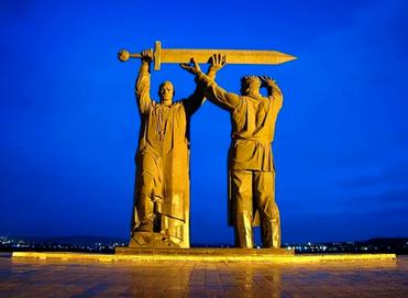 Виталий Бахметьев: Стела отлично вписалась бы в мемориальный комплекс «Тыл – фронту»