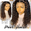 "Thumbnail: ""Hazel"" Pre-plucked 360 Lace Frontal Wig Curly Virgin Human Hair (BW230)"