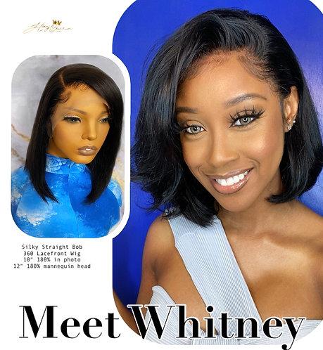 """""""Whitney"""" 360 BOB Wig (BB116)"""