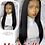 "Thumbnail: ""Natural Nelly"" 360 Lace Frontal Wig- Yaki Hair (YK115)"
