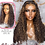 """Thumbnail: """"Curly Sue"""" Pre-plucked 360 Lace Frontal Wig Curly Virgin Human Hair (BW412)"""