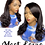 """Thumbnail: """"Lexie"""" Pre-plucked 360 Lace Frontal Wig Straight Virgin Human Hair (BW101)"""
