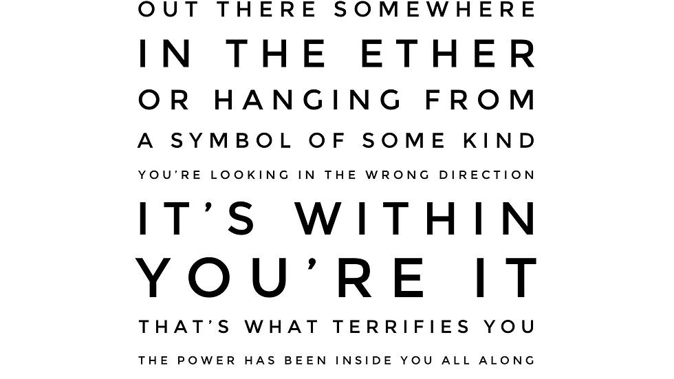 Finding God | glls | Print