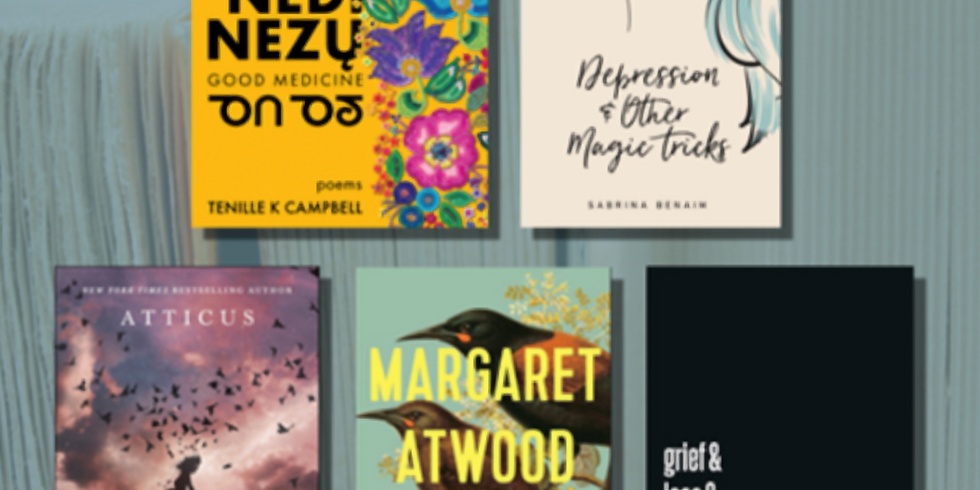Indigo Presents In Conversation: A National Poetry Month Kickoff Event