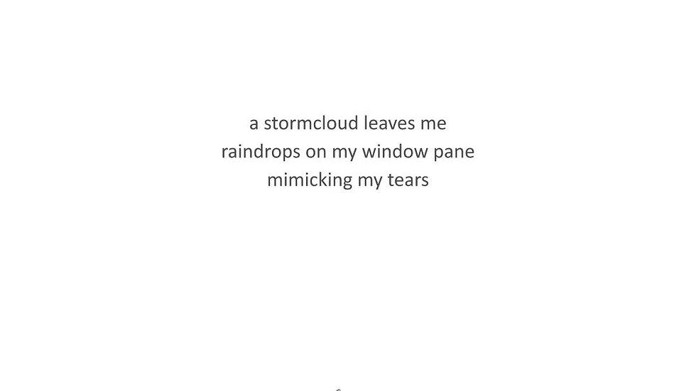 HAIKU | #PoesyTuesday Jan 26, 2021 | PRINT