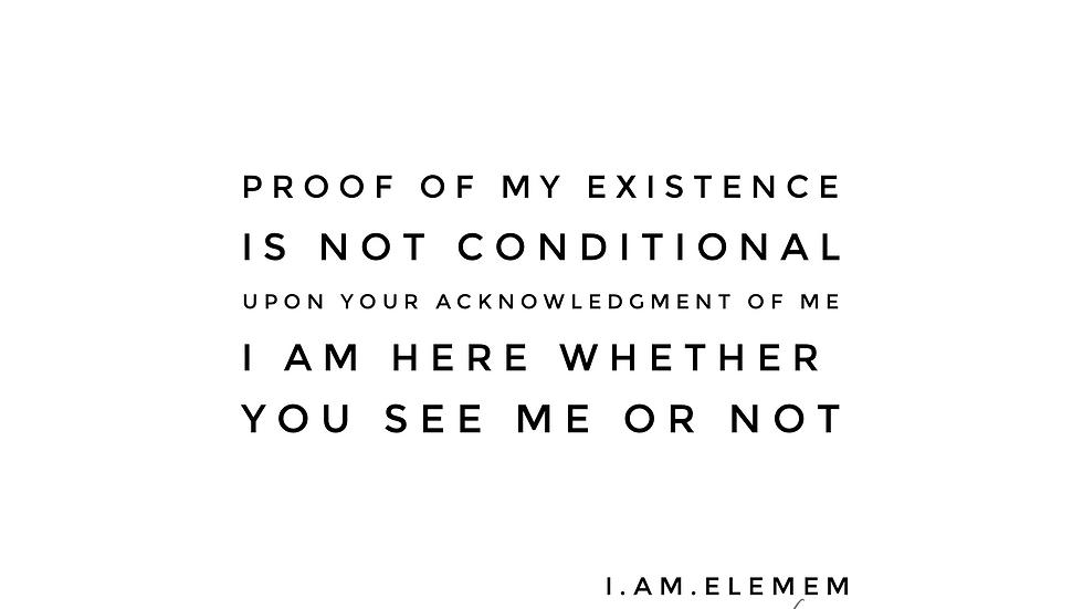 I.Am.Elemem | glls | Print