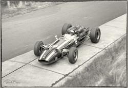 Jochen Rindt auf Cooper Maserati F1