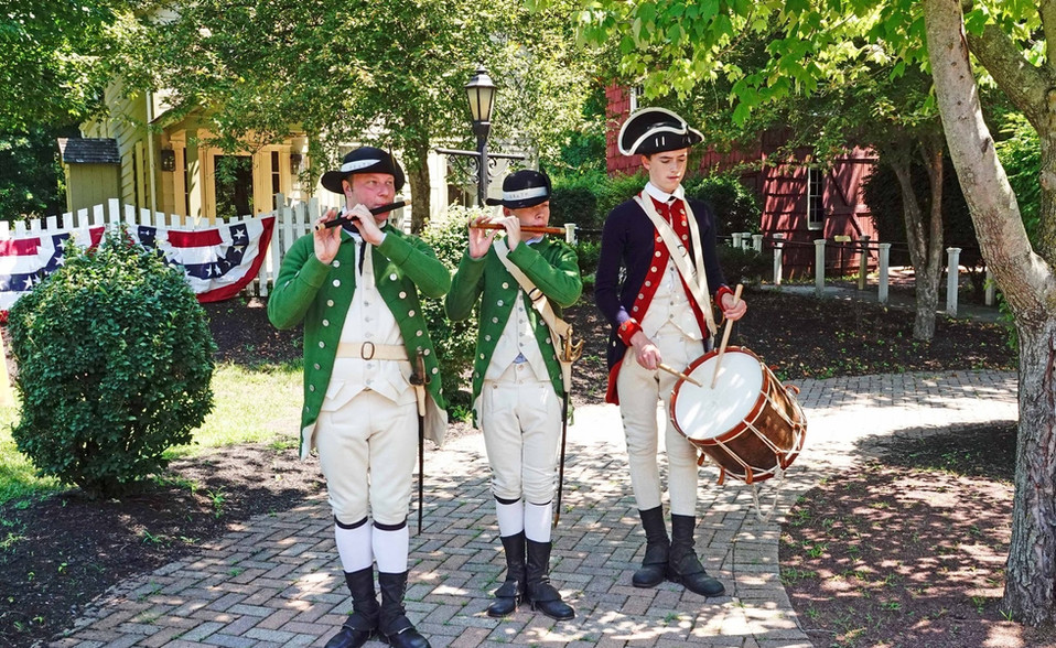 East Jersey Olde Towne History Day