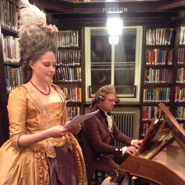 Library Company of Burlington 2014