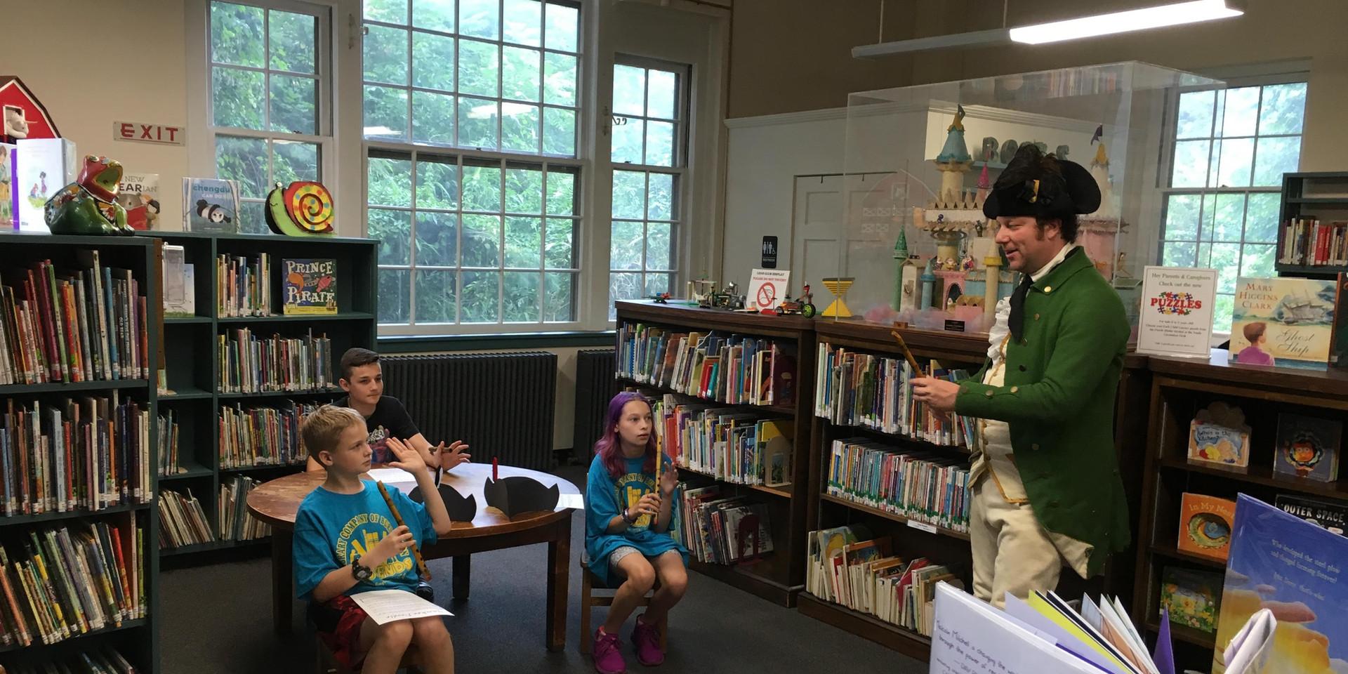 Library Company of Burlington 2018