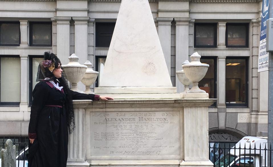 Celebrate Hamilton Memorial 2019