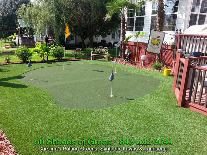 Residential Putting Green