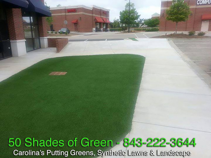 Synthetic Grass. Commercial