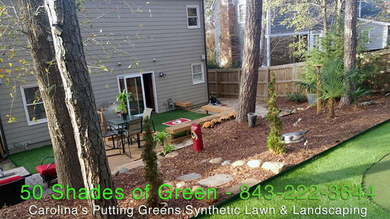 Synthetic Lawn & Landscape