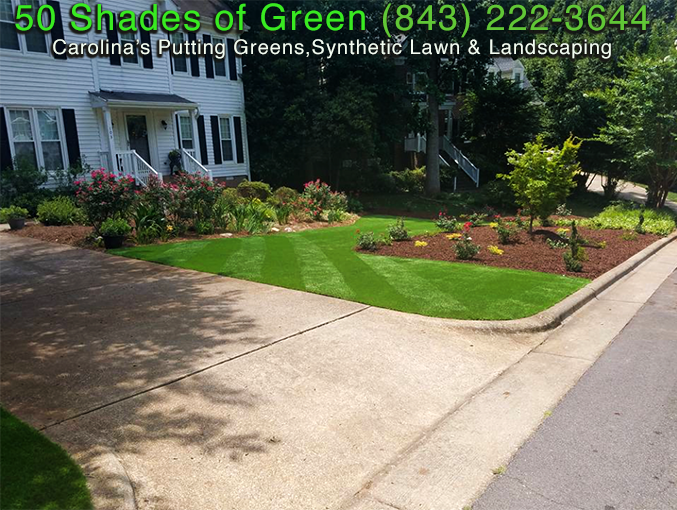 Synthetic Lawn & Landscaping