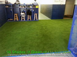 Commercial Sports Training Facility
