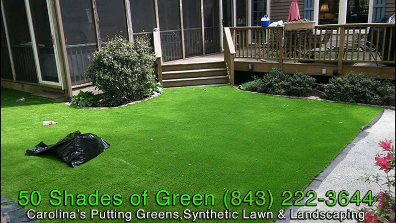 Residential Synthetic Lawn
