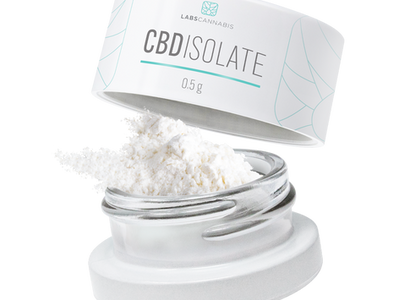 What is CBD Crystalline Isolate?