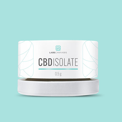 Isolat cristallin de CBD