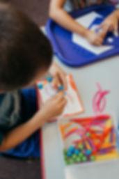 Sensorial Montessori