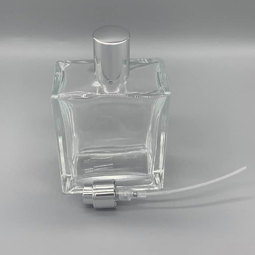 Empty Perfume Aftershave Atomiser Spray Bottles 100ML SELF CRIMPING