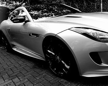 F Type Jaguar Valeting
