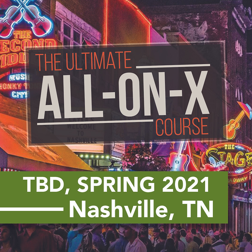 The Ultimate All-on-X Course   v5