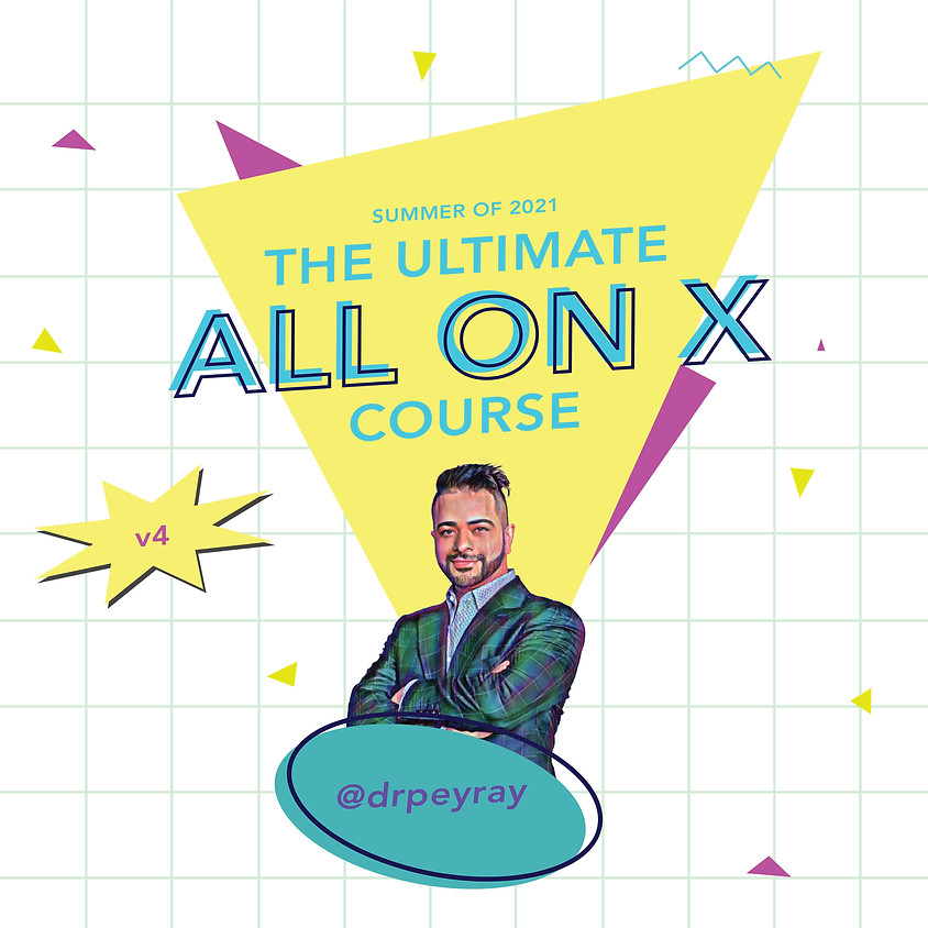 The Ultimate All-on-X Course | Digital Workflow Edition