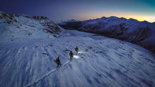 Snow Hunting New Zealand
