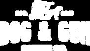 Dog & Gun logo coffee