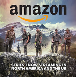 AMAZON Prime Hunting televison New Zealand