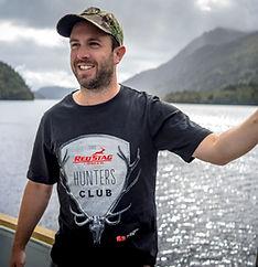New Zealand Hunting T-shirt