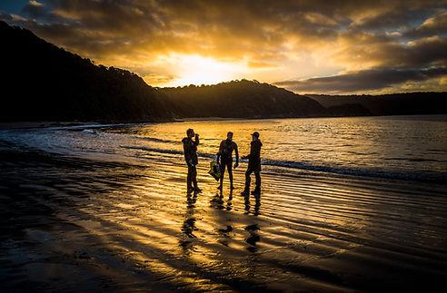 Stewart Island Hunting Beach
