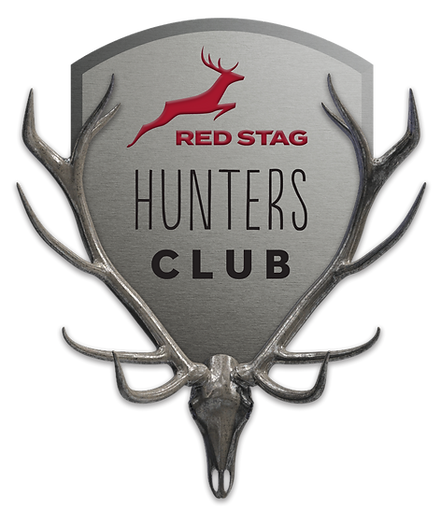 The Red Stag Timber Hunters Club Logo