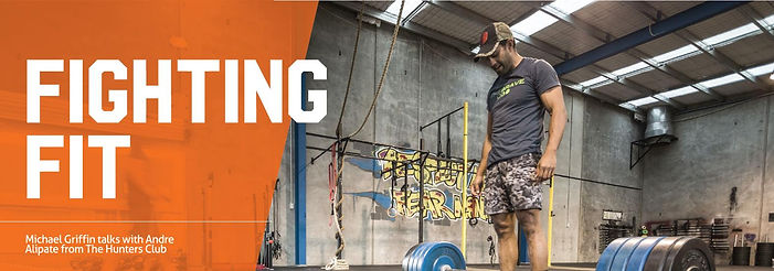 Andre Alipate Fitness Training Hunting CrossFit