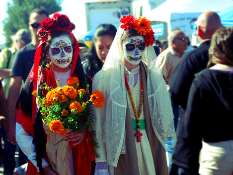 Halloween a Svatomartinské slavnosti