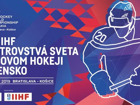Mistrovství světa v ledním hokeji - Slovensko 2019