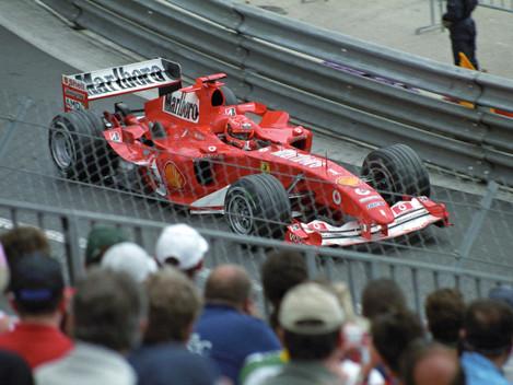 Napětí na Grand Prix