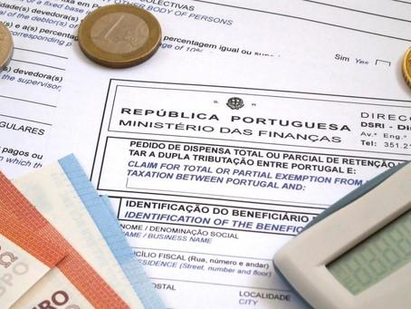 Isenção de Impostos, viva em Portugal!