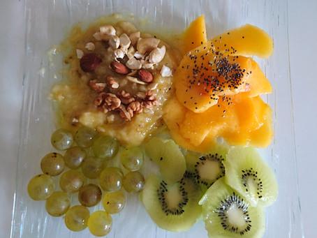 Le petit déjeuner Santé et vitalité
